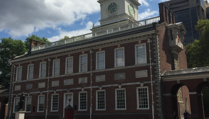 Independence Hall, USA