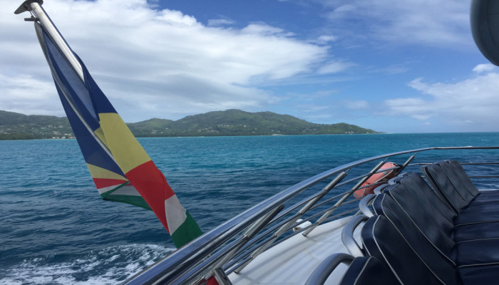 Mahe to Praslin and the Boat Ride from Hell
