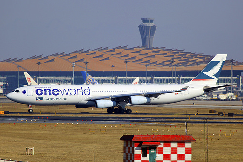 Airline Alliances: Oneworld